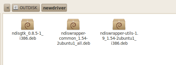 ndiswrapper-common-utils-ndisgtk