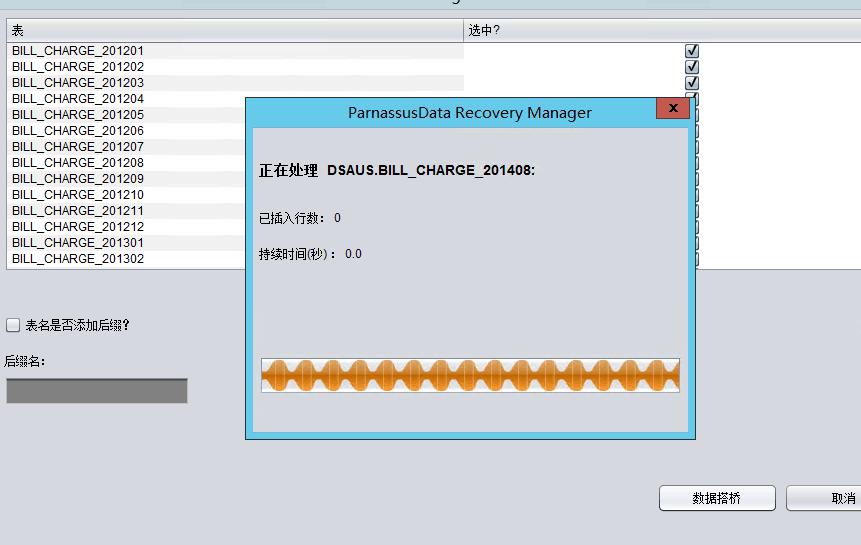 prm works on oracle 12c