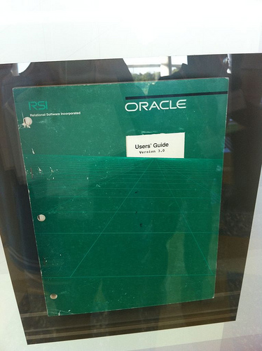 oracle 3 user guide