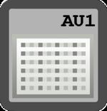 AU1 small
