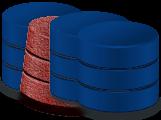 offline disk blue