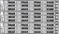 three storage cells