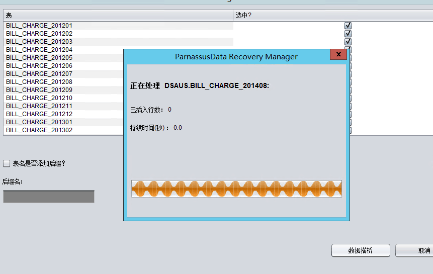 prm works on oracle 12c